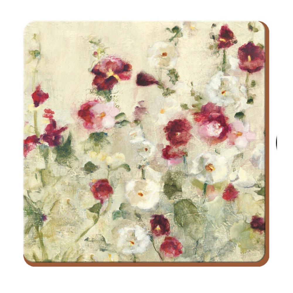 Wild Field Poppies Tile Pack Of 6 Premium Coasters