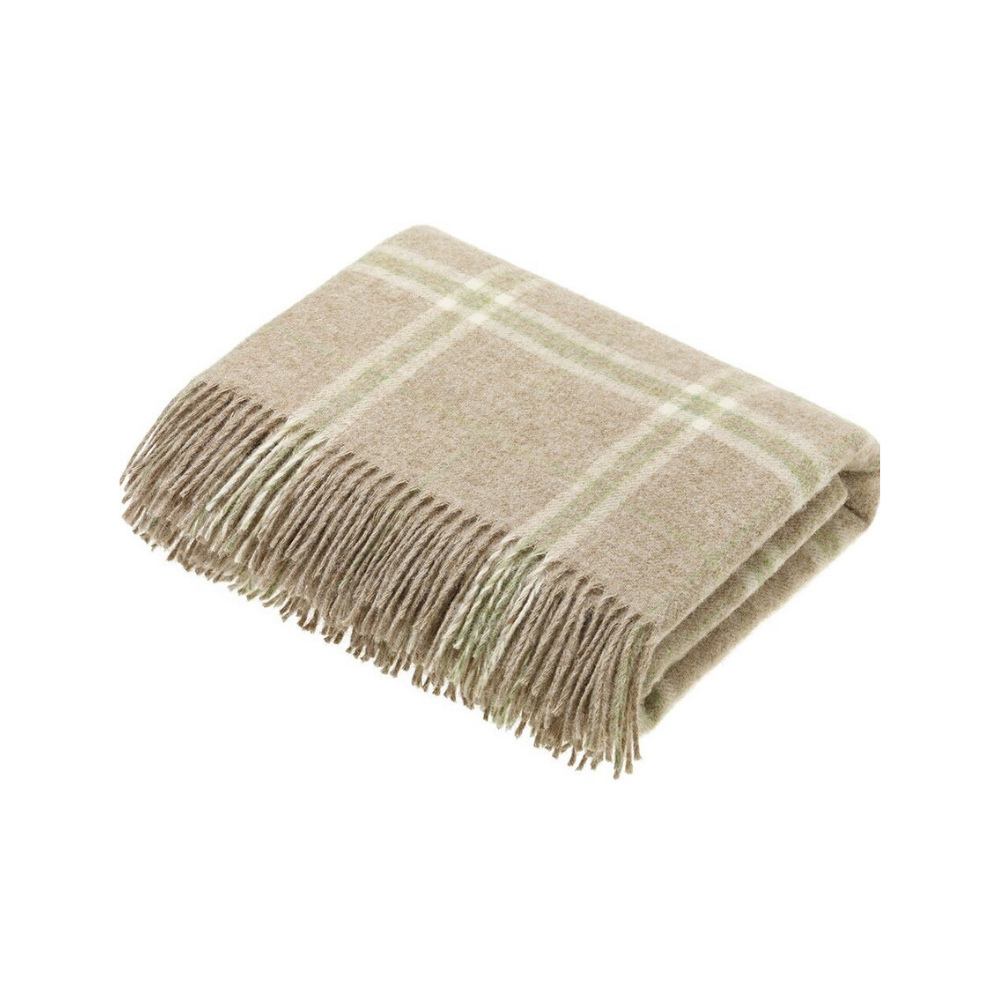 Bronte windowpane traver throw