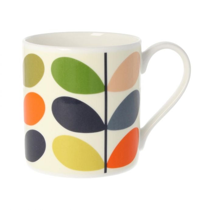 Orla Kiely Multi Stem Mug, 350ML