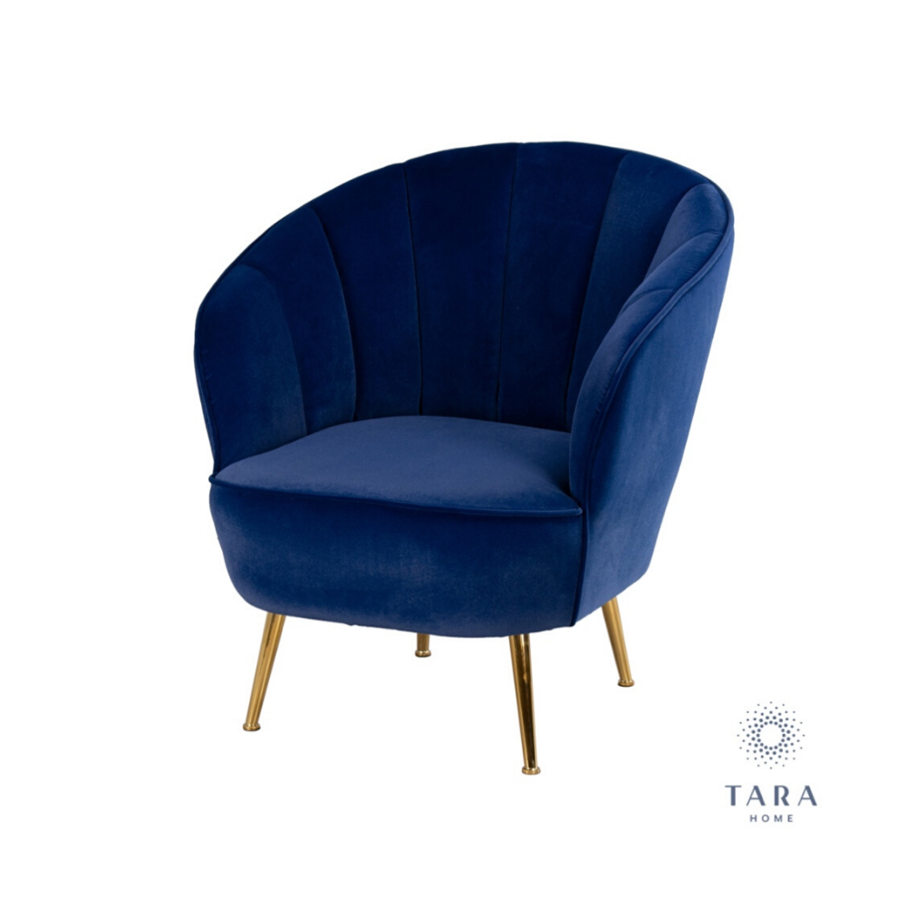 Kendall Accent Chair Blue