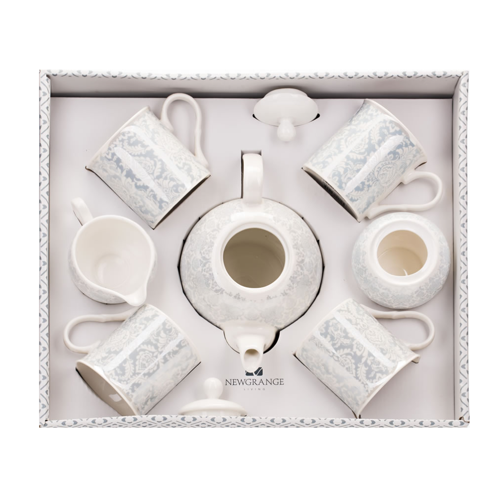 Bella Bone China Tea Set