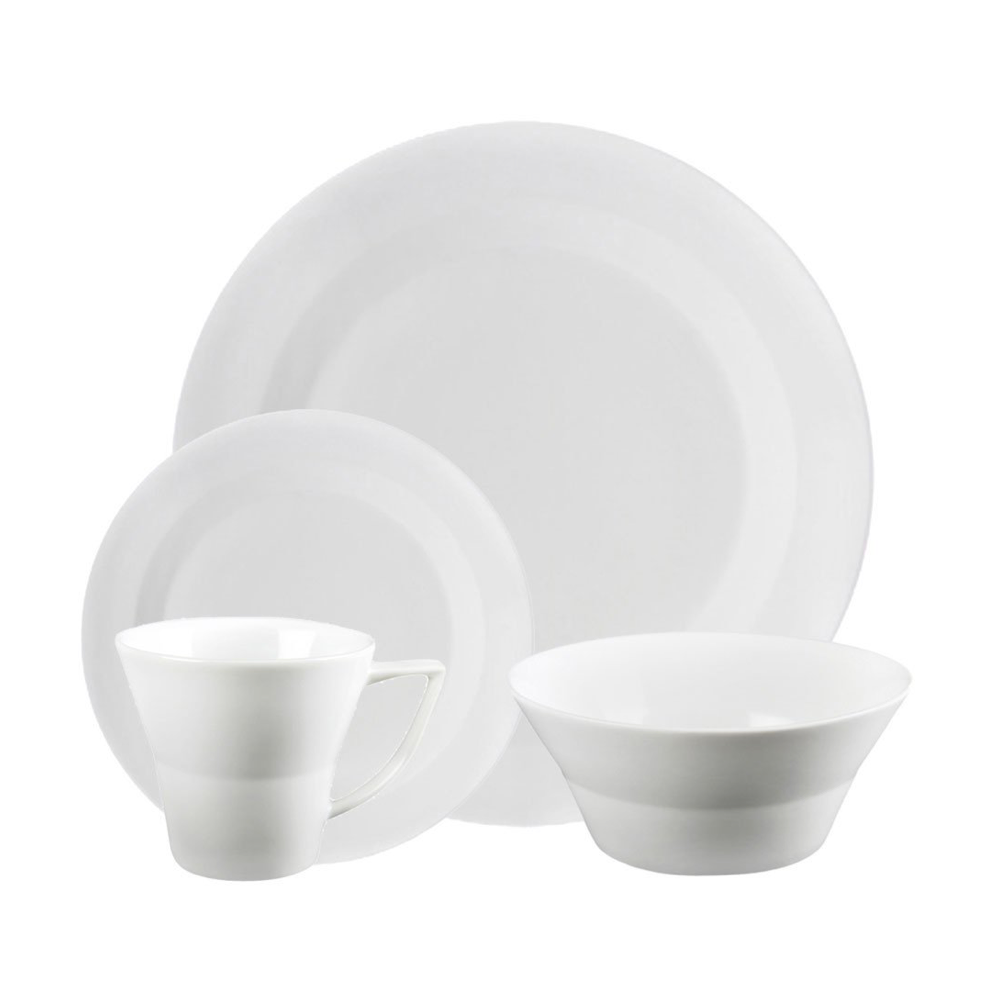 James Martin Everyday Tableware Set, 16-Piece
