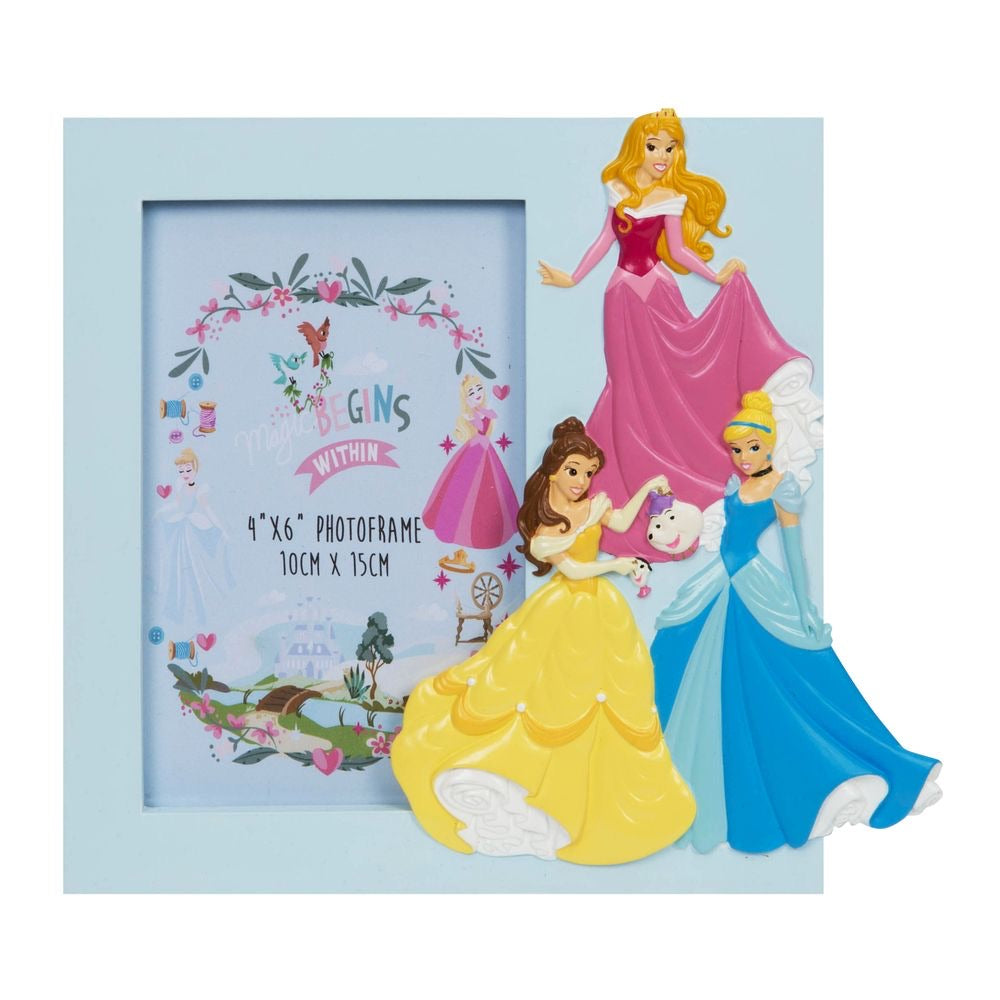 disney princess frame
