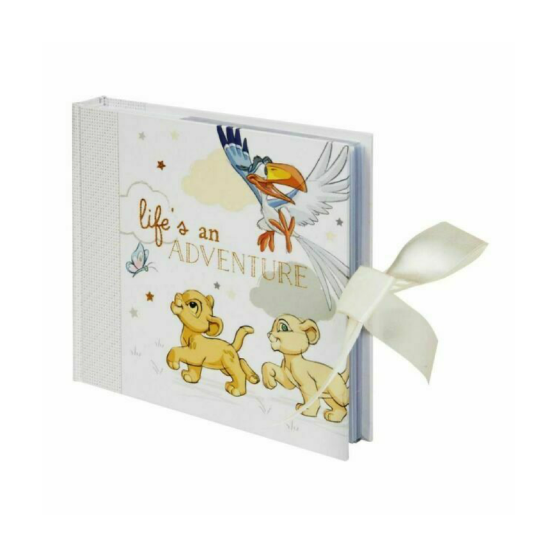 "4"" X 6"" - DISNEY MAGICAL BEGINNINGS PHOTO ALBUM - SIMBA"