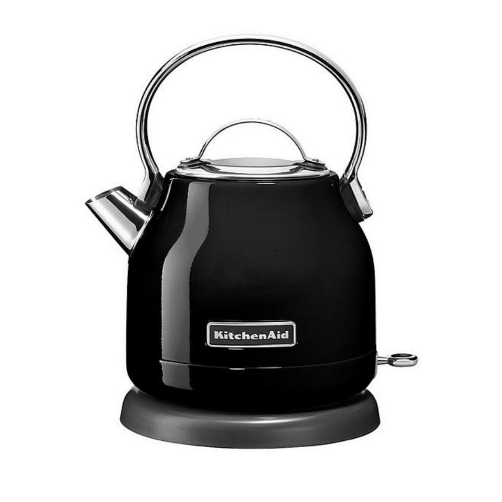 1.25l Electric Kettle Black