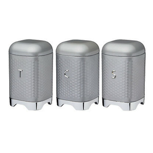 Lovello Textured Storage Caddy- Shadow Grey