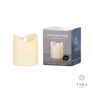 LED Flicker Candle 10CM