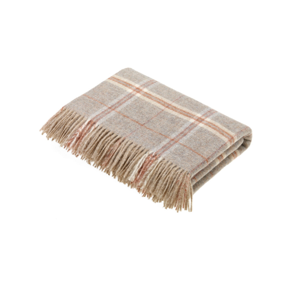 Bronte windowpane sandstorm throw