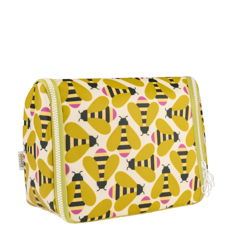 Busy Bee Hanging Wash Bag