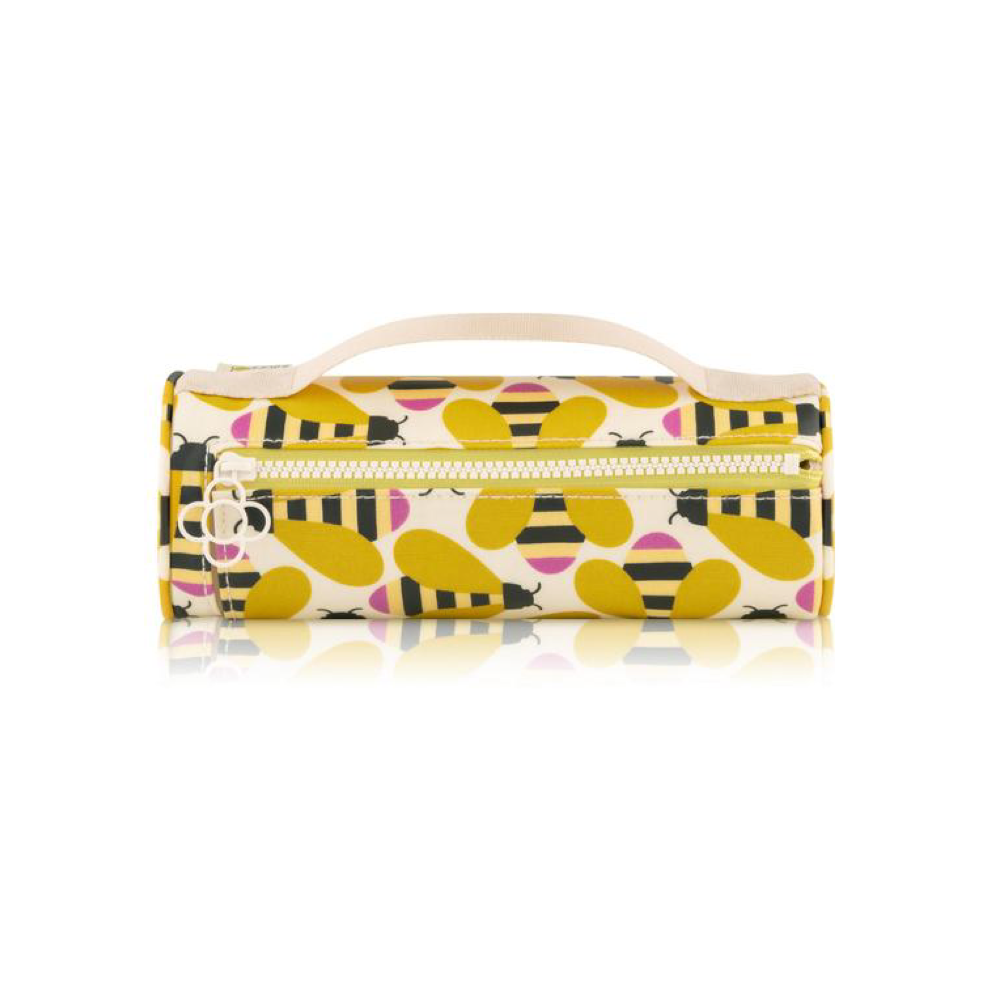 Busy Bee Pencil Case Cosmetic Bag