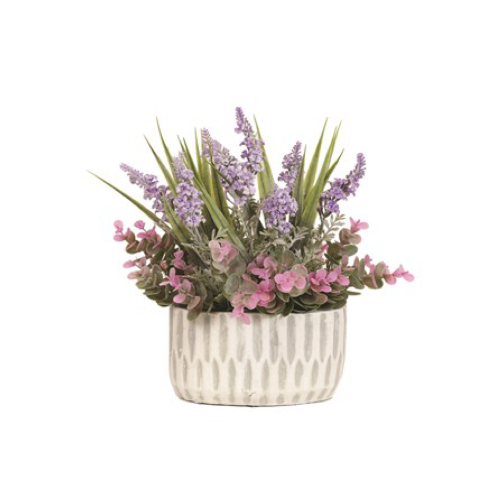 Floral Decorative Arrangement 30cm