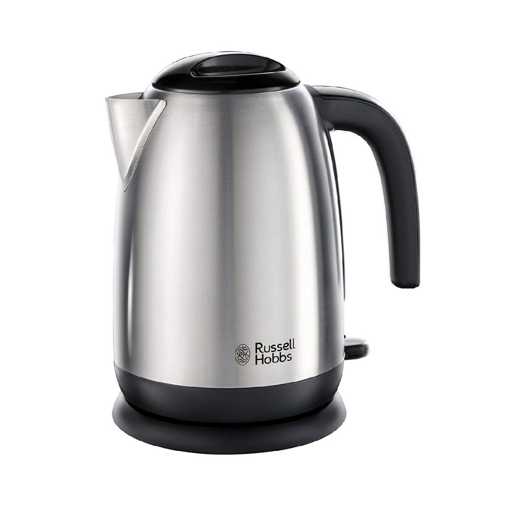 Adventure 1.7L Kettle - Brushed Stainless Steel