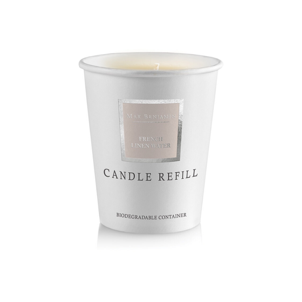 Candle Refill French Linen Water