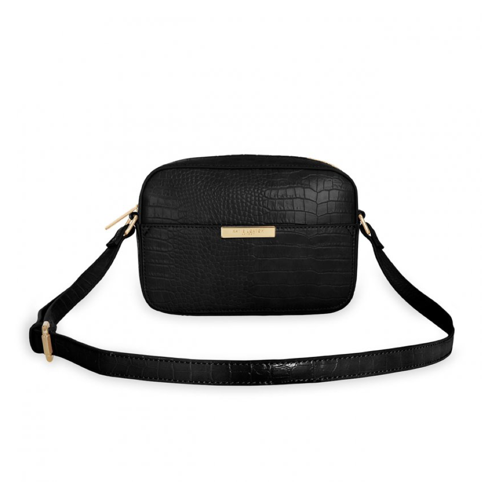 Celine Crossbody Bag - Black