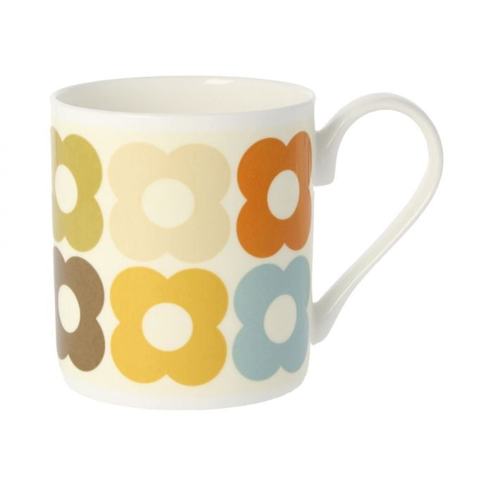 Orla Kiely Multi Flower Mug, 300ML