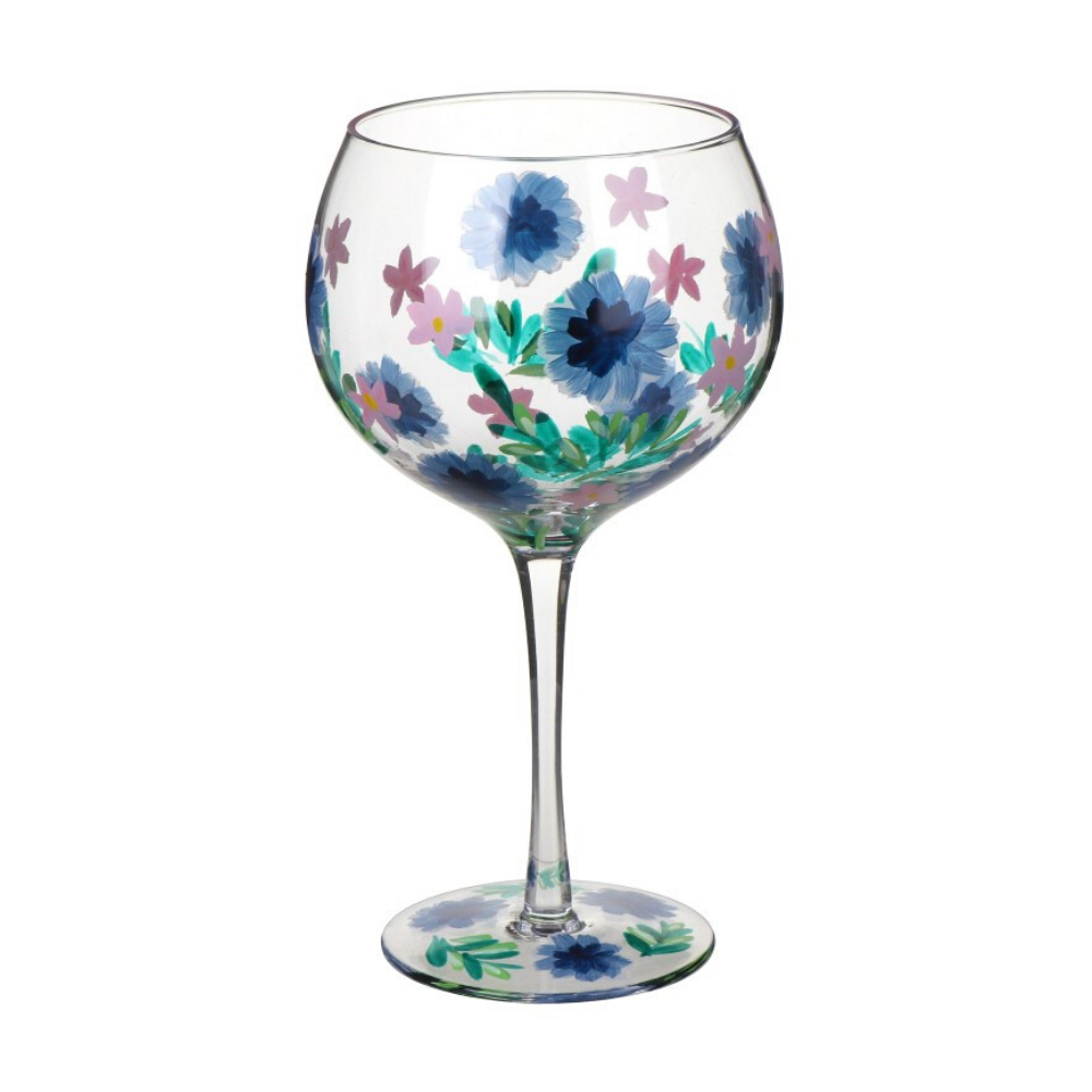 Gin Glass - Cornflower