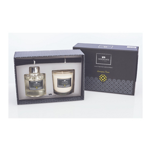 Newgrange Living Lemongrass Fusion candle and diffuser