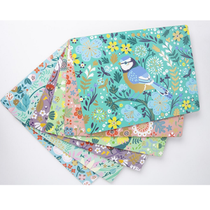 Birdy Set of 6 Placemats