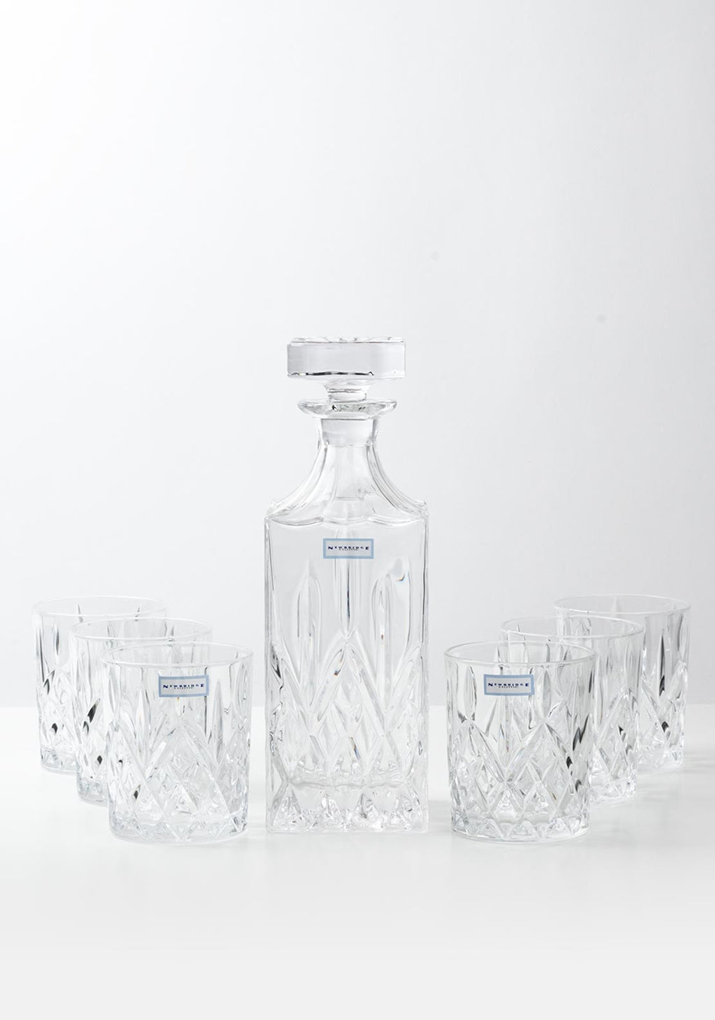Newbridge Whiskey Decanter Set