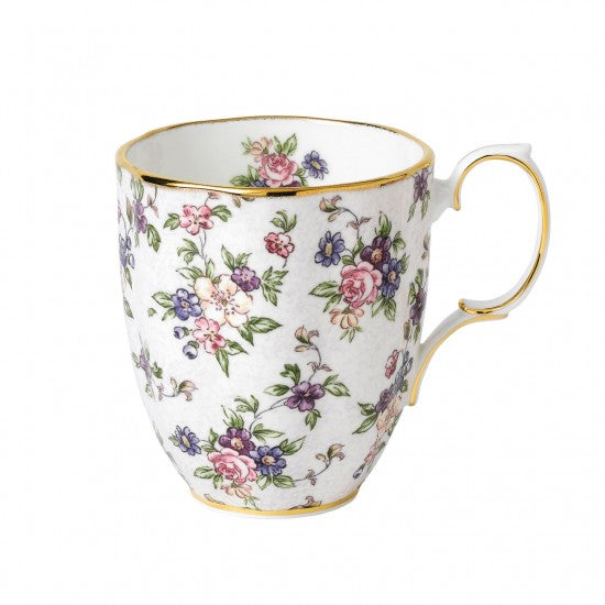 100 Years of Royal Albert 1940 English Chintz Mug