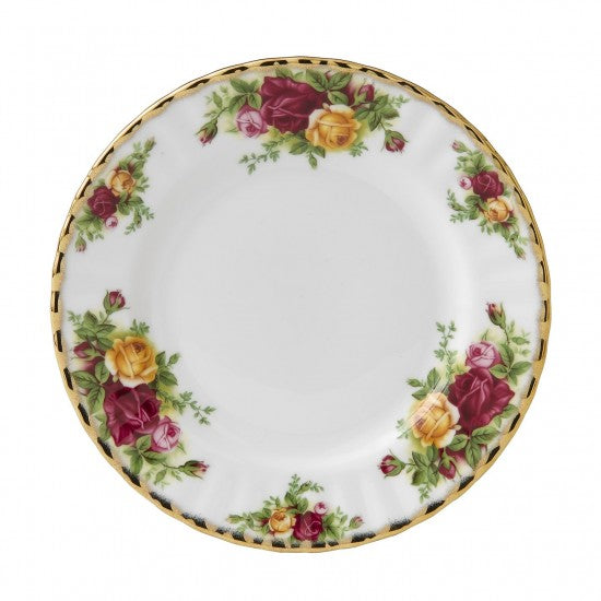 Old Country Roses Plate 18CM