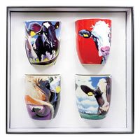 Eoin O Connor Set Of 4 Mugs
