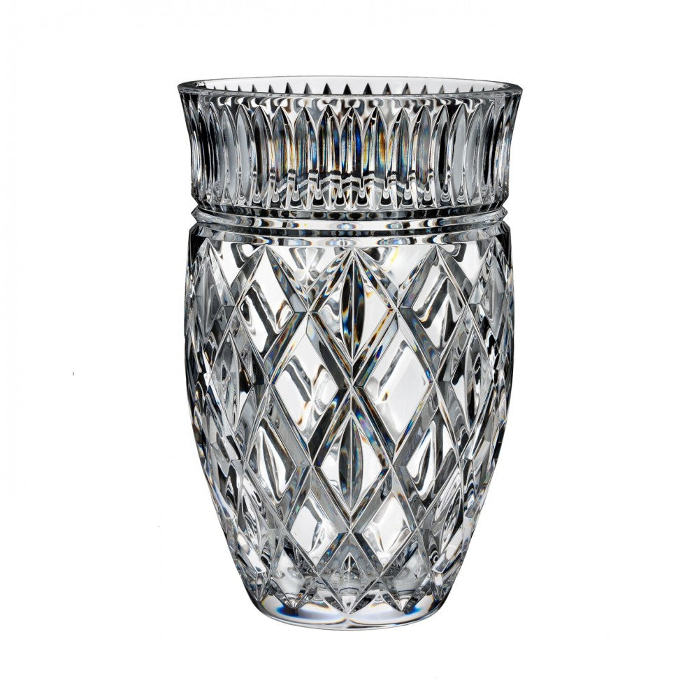 "Eastbridge 8"" Crystal Vase"