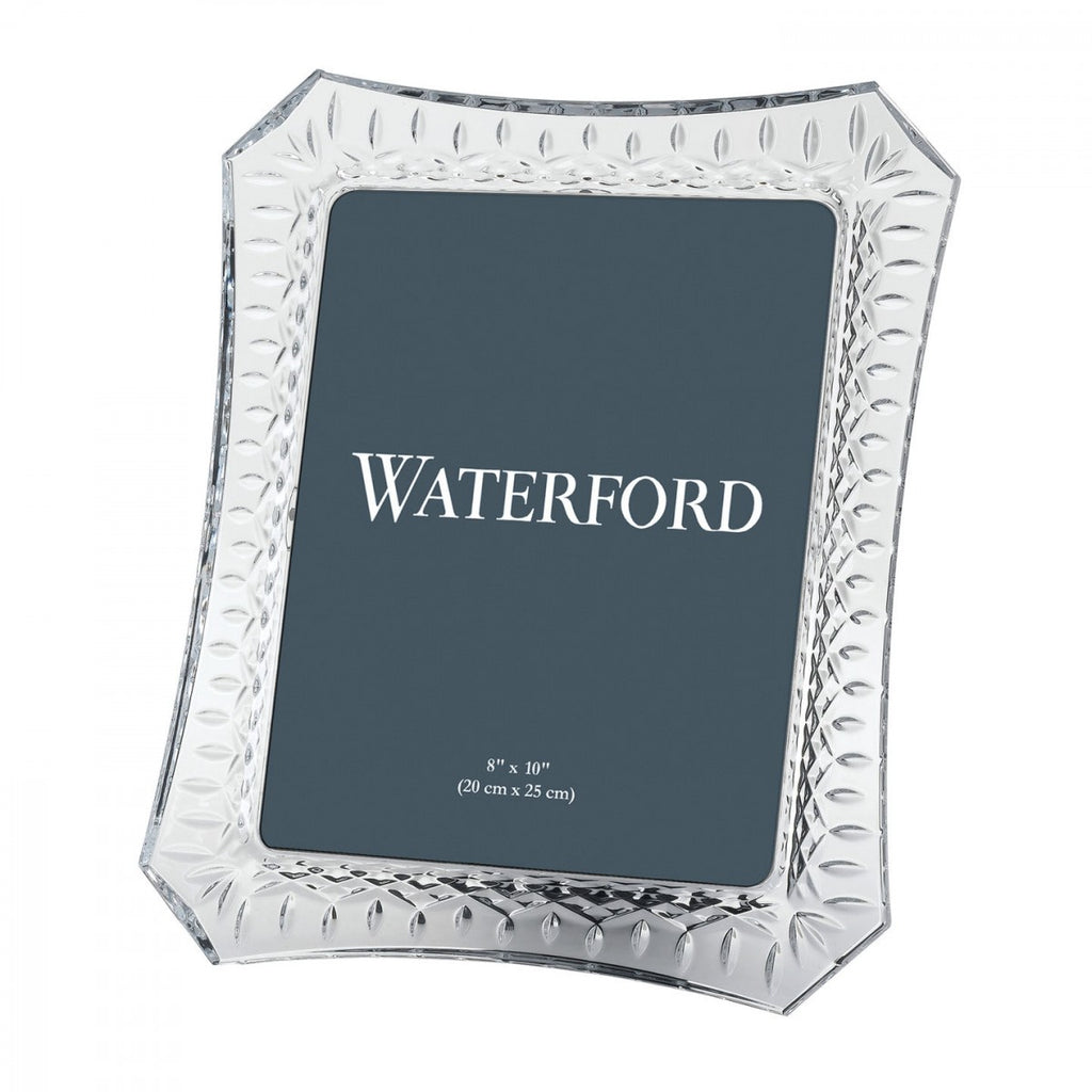 Waterford Crystal 8x10 lismore picture frame