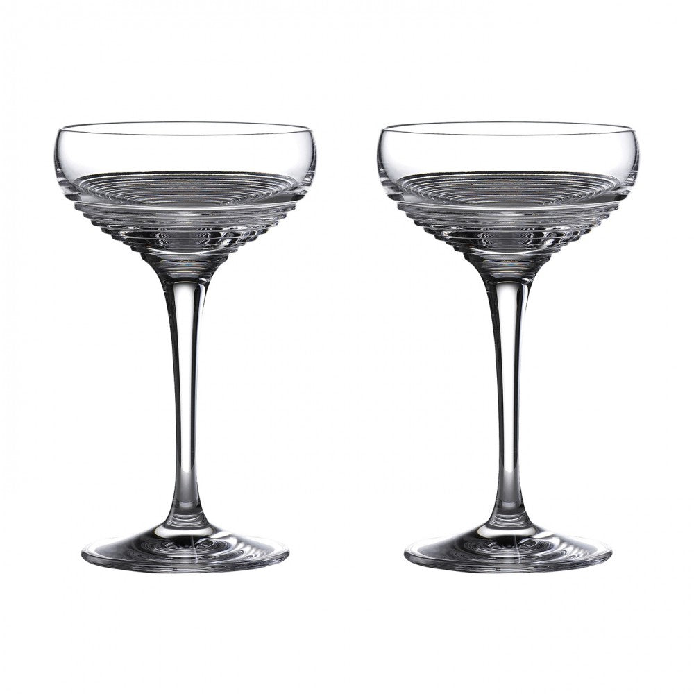 Mixology Circon Large Coupe Glass (Set of 2)