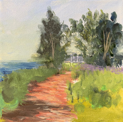 Study of Lakefront Path