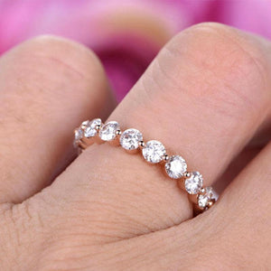 Hellojewelr Luxurious 3.0 Carat Pear Cut 3PC Wedding Set In Sterling Silver
