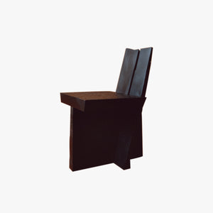 Ebony Chair