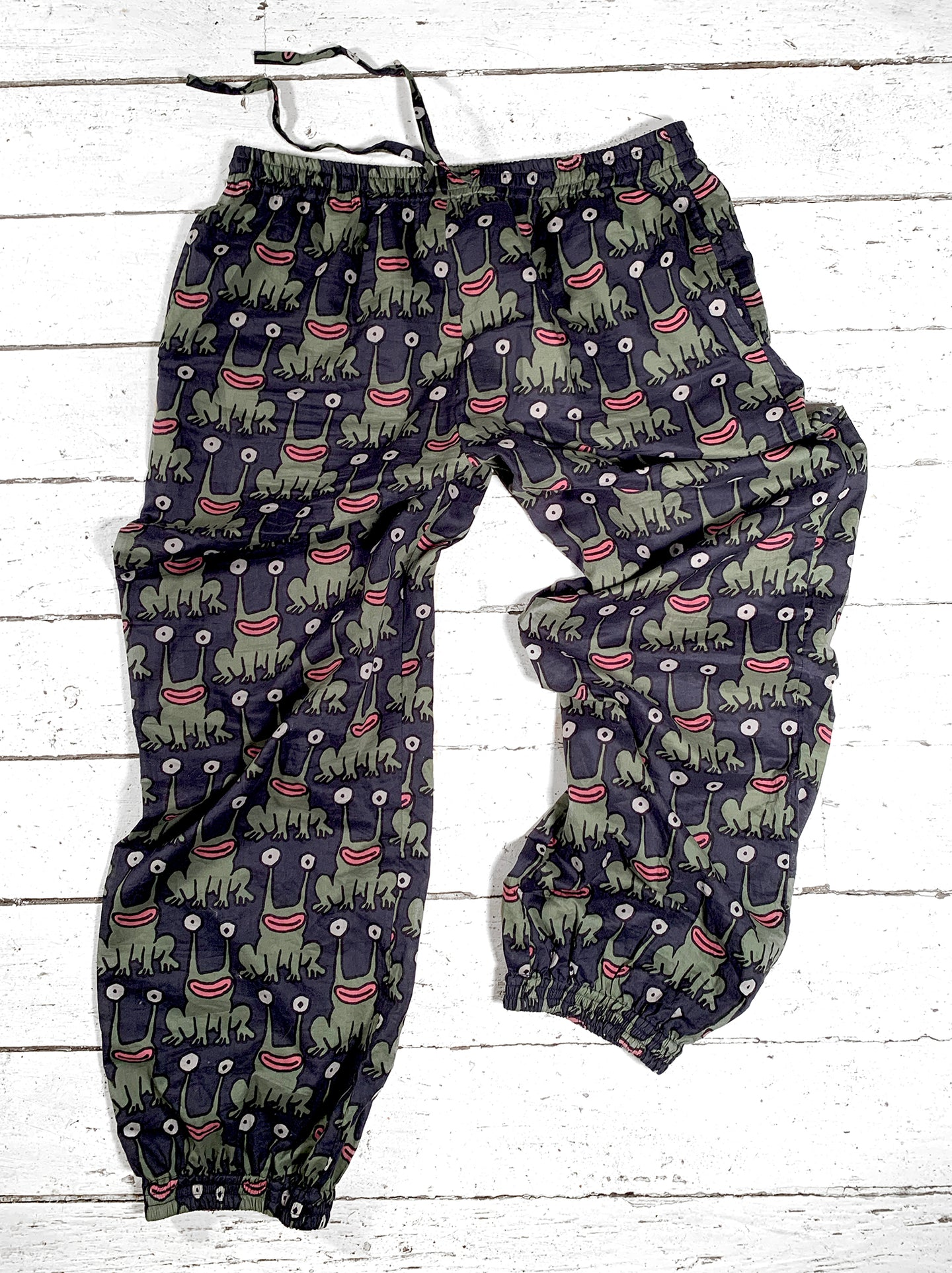 Daniel Johnston PJ Jogger Pant | Navy