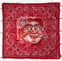 Rebecca Morgan Limited Edition Bandanna | Red