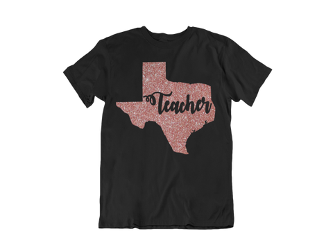 Texas Teacher- Full Size