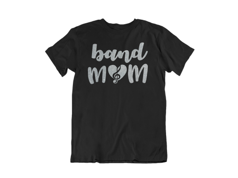 Band Mom- Treble Clef