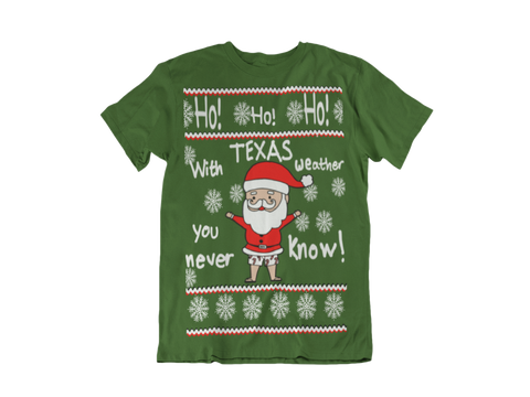 Texas Santa- Kid T-shirt