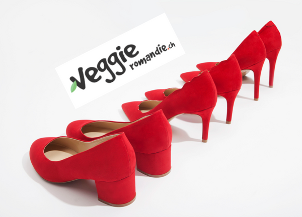 BLANLAC in Veggie Romandie, lifestyle and fashion page