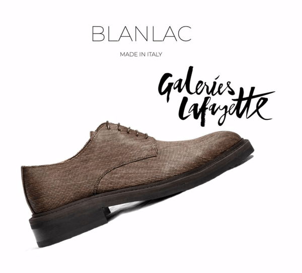 BLANLAC AT THE GALERIES LAFAYETTE