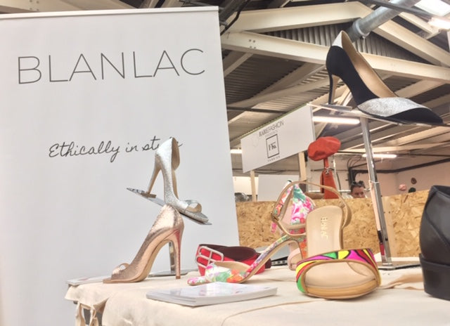 blanlac barefashion uk London vegan shoes