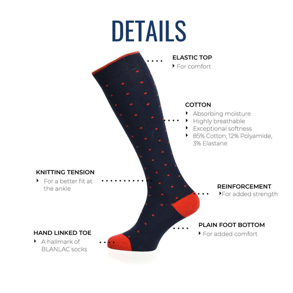 RED DOT SOCKS