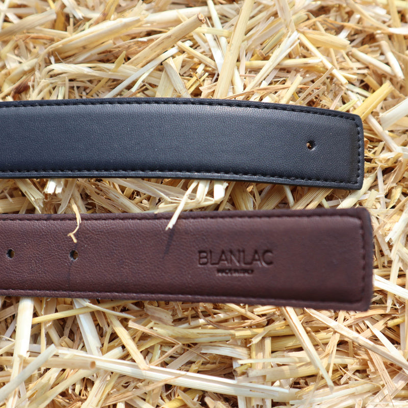 BLACK BROWN STRAP