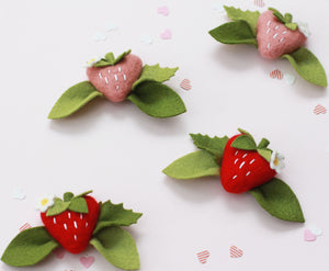 Beary Berry || Strawberries