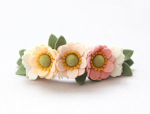 FARM FRESH || Mini Anemone Crown - Pinks
