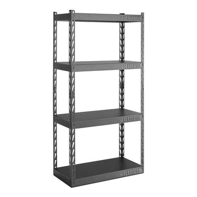 "2 of 7 images - 30"" Wide EZ Connect Rack with Four 15"" Deep Shelves (thumbnails)"