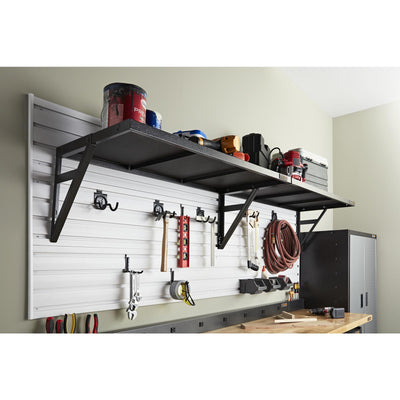 2 of 8 images - 6' Wide 9-Outlet Workbench Powerstrip (thumbnails)