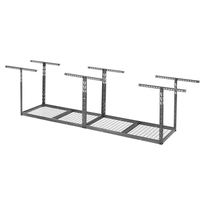 1 of 9 images - Overhead GearLoft™ Storage Rack 2 x 8 (thumbnails)
