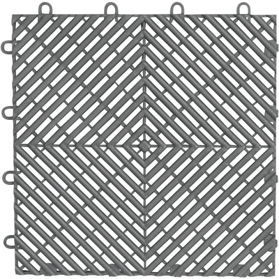 "3 of 3 images - 12"" x 12"" Drain Tile (4-Pack) (thumbnails)"