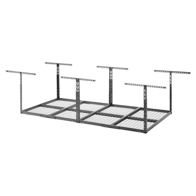 1 of 22 images - Overhead GearLoft™ Storage Rack 4 x 8 (thumbnails)