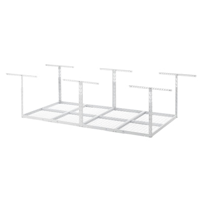 1 of 21 images - Overhead GearLoft™ Storage Rack 4' X 8' (thumbnails)